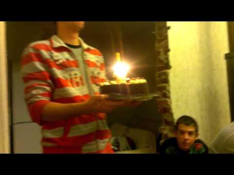 Bulgarian Birthday!