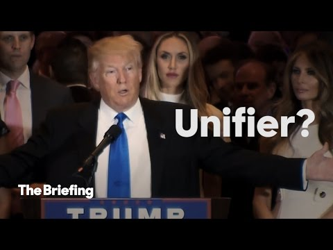 Republican party unifier: Donald Trump? | The Briefing