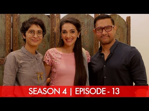 The Tara Sharma Show - Aamir Khan & Kiran Rao | Positive Impact | Season Finale | Ep. 13