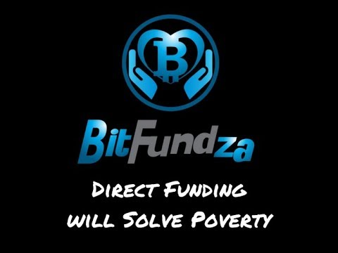 "BitFundZa Bitcoin | Andreas Antonopoulos  - ""Peer to Peer Direct Funding Will Solve Poverty"""