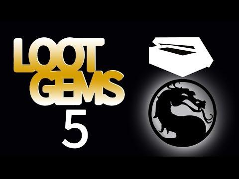 LOOTGEMS 5: Pick-Ups, Arcade, Brettspiele, Lair, Deep Fear, Mortal Kombat
