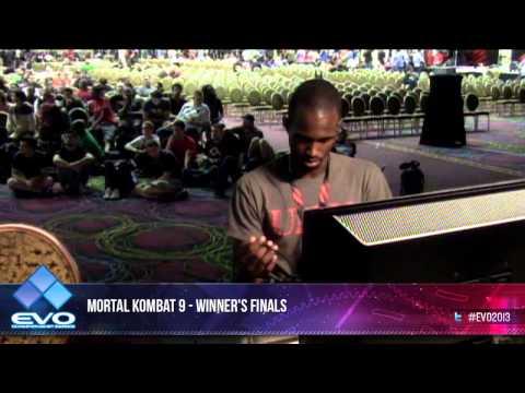 EVO 2013 Mortal Kombat 9 Top 8 Final Matches and Grand Final