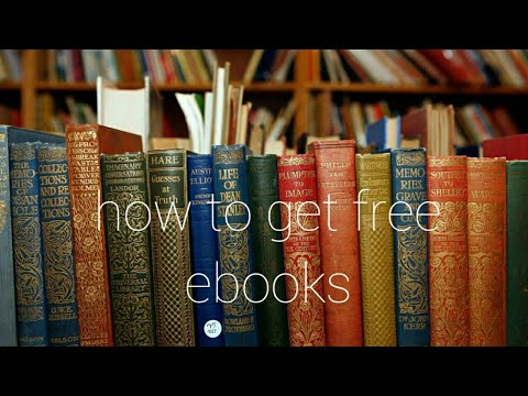 How To Download Ebooks For Free 2019