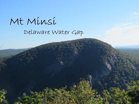 Hiking Mt Minsi, Delaware Water Gap
