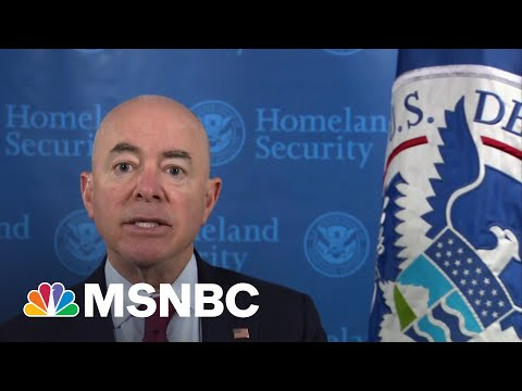 Biden Administration 'Saying Domestic Terrorism Is A Problem' | MSNBC