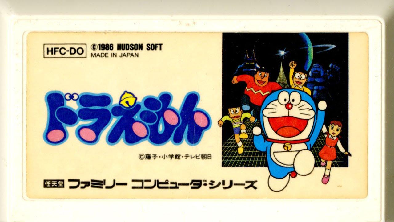 Famicom Review - Doraemon: Giga Zombie no Gyakushuu (ドラえ …