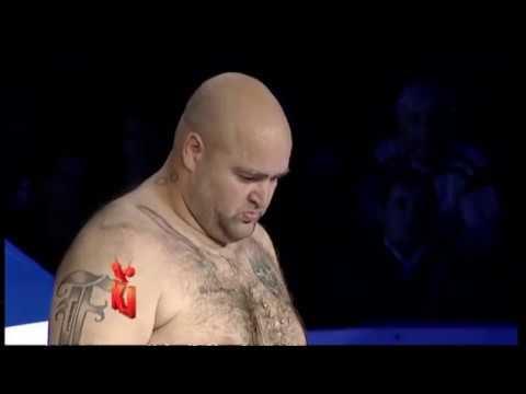 Alexandru Lungu (Romania) vs Steven Banks (SUA)