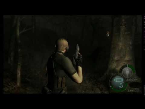 Resident evil 4 HD - Great atmosphere