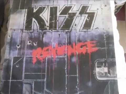 Kiss Take it off Rip vinyl argentina alternative master