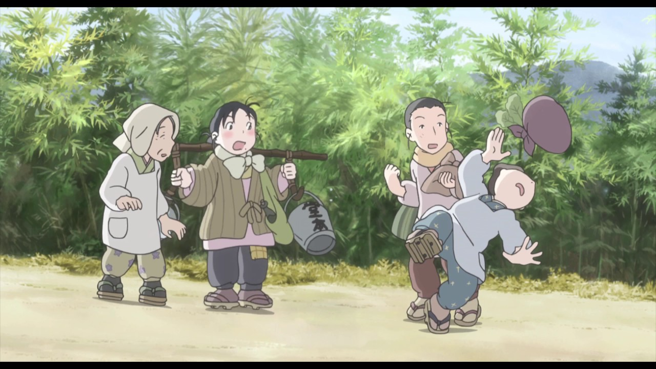 In This Corner Of The World Movie Review Manga Tokyo