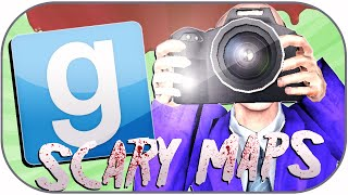 Gmod Scary Maps Funny Moments: Cathy Screams, PNG Jumpscares & Epic Ending!