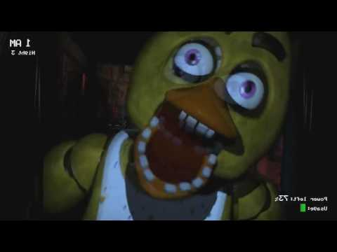 [YTPMV] chicken dance - Undertale vs FNAF