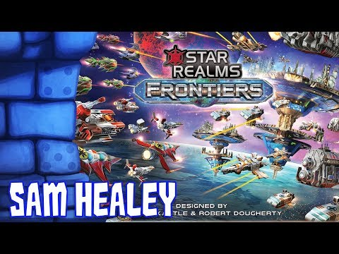 English Star Realms Frontier