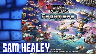 Star Realms: Frontiers Review with Sam Healey