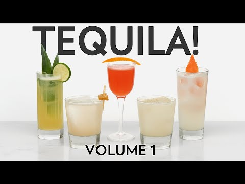 Five Easy Tequila Cocktails