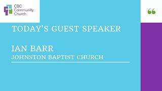 CBC Community Church Family worship service