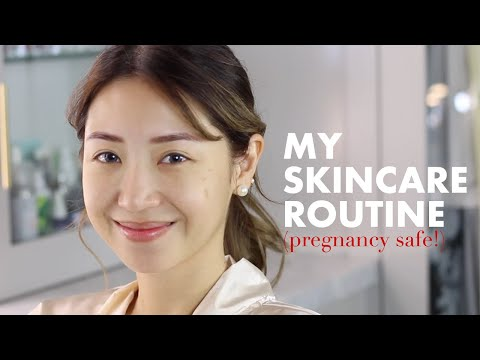 My Updated Skincare Routine (Pregnancy Safe!) | Kryz Uy