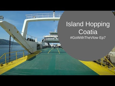 Island Hopping Croatia - Go With The Vlow Ep7
