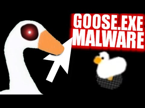"GOOSE.EXE IS THE FUNNIEST MALWARE ""Virus"" I'VE EVER SEEN! 🦆😂"
