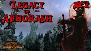 Legacy of Abhorash #2: Blood Dragon Vampire Challenge Campaign | Total War: Warhammer 2
