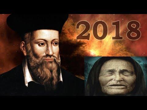 Nostradamus ve Baba Vanga'nın 2018 için Akılalmaz Kehanetleri,Türkiye Kehanetleri,