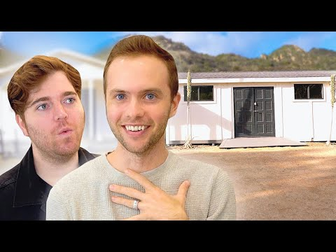 Giving My Shed a Tiny House Makeover!