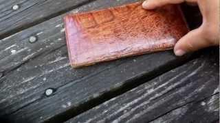 Magic Alligator Wallet