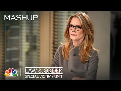 Law & Order: SVU - The Best of Cabot (Mashup)