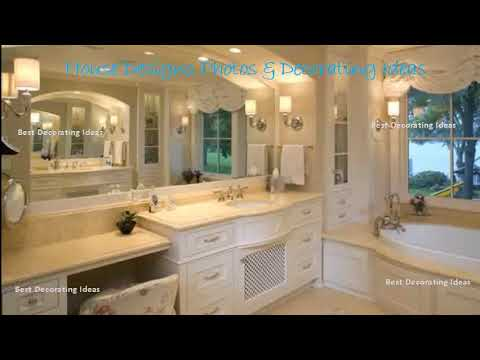 Master Bathroom Designs No Tub The