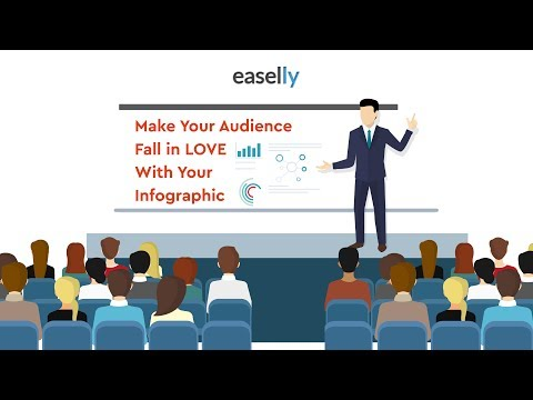 Make Your Audience Fall In Love With Your Infographic