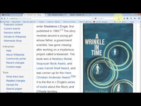 """1962 Book """"A Wrinkle In Time"""" DECODED: Particle Accelerator Time Travel & the CUBE! Tesseract"""