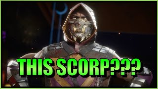 SonicFox - This Scorpion Is Smoking Me! 【Mortal Kombat 11】