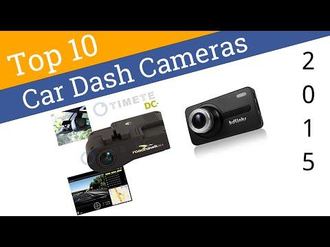 10 Best Car Dash Cameras 2015