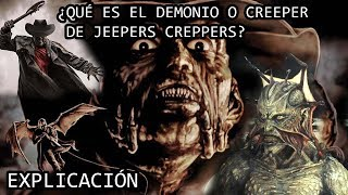 ¿Qué es el Demonio o Creeper de Jeepers Creepers?  EXPLICACIÓN thumbnail