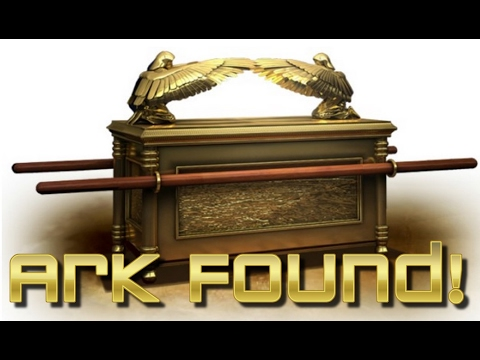 Greatest Discovery! The Ark of the Covenant was Found!