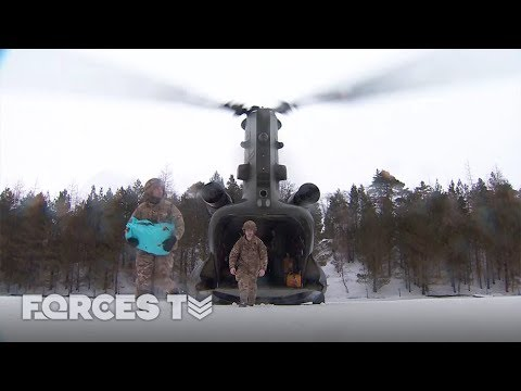 How The Military Beat The Beast From The East | Forces TV