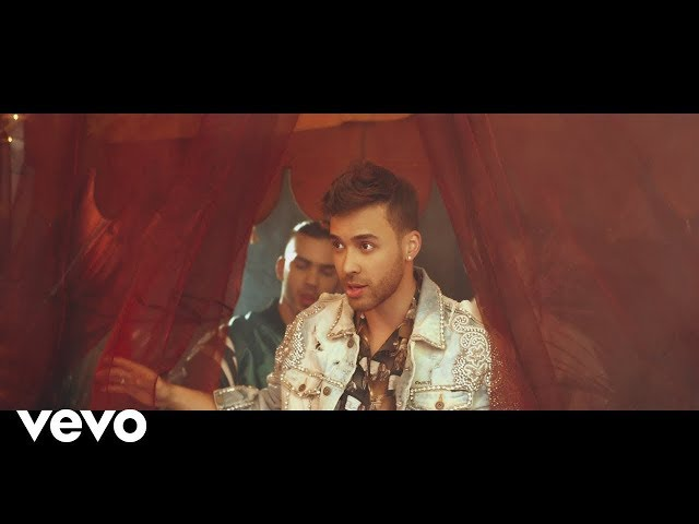 Prince Royce, Manuel Turizo - Cúrame (Official Video)