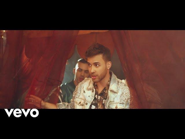 Prince Royce, Manuel Turizo - Cúrame (Official Video)