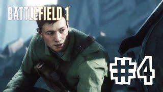 Battlefield 1 #4 Сквозь грязь и кровь ч3 (прохождение компании)