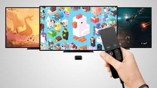 Top 10 Apple TV Games 2016