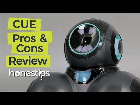 Pros And Cons Review Of CUE By Wonder Workshop