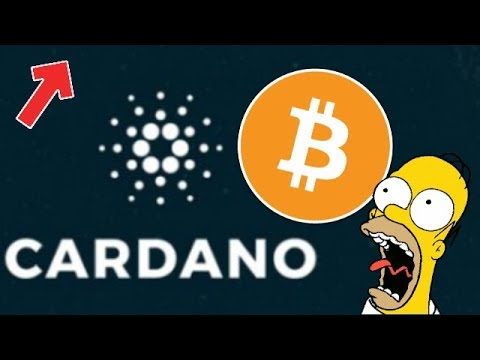 Cardano ADA To Replace Bitcoin BTC As the Number One Cryptocurrency By Year 2019