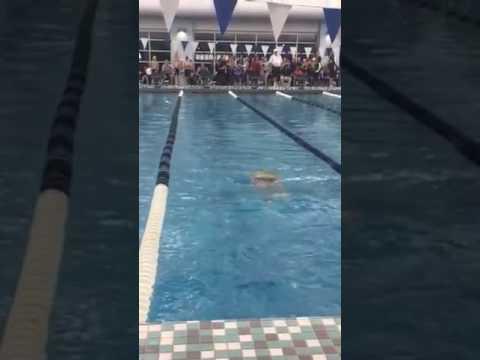 Jenna Nevada State Swimming Championships