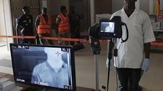 Guinea Screening Air Travelers for Fever