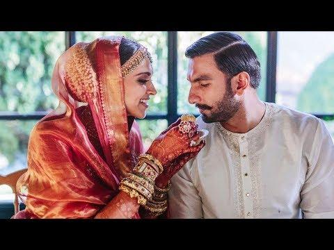 Deepika Padukone and Ranveer Singh Beautiful Wedding Pics | #DeepVeerKiShaadi | Manastars