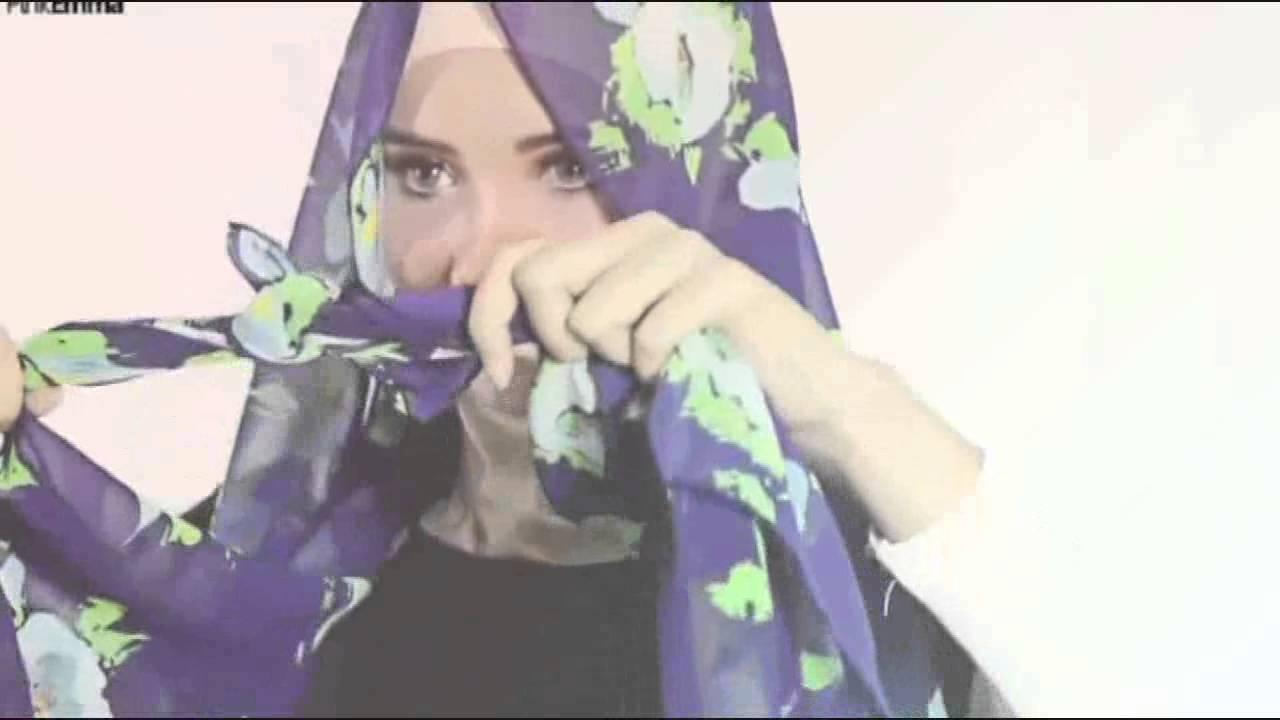 4 Cara Memakai Jilbab Ala Zaskia Sungkar Style YouTube