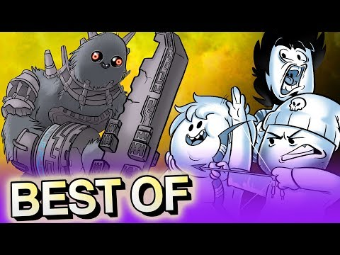 BEST OF Oney Plays Shadow of the Colossus (Funniest Moments) OFFICIAL