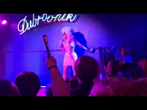 Trixie Mattel - Read U Wrote U @ Drag Me To HEL (Helsinki, Finland - April 9 2017)