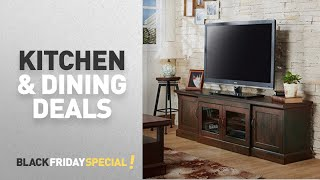 Black Friday Tv Stands By Furniture Of America // Amazon Black Friday Countdown