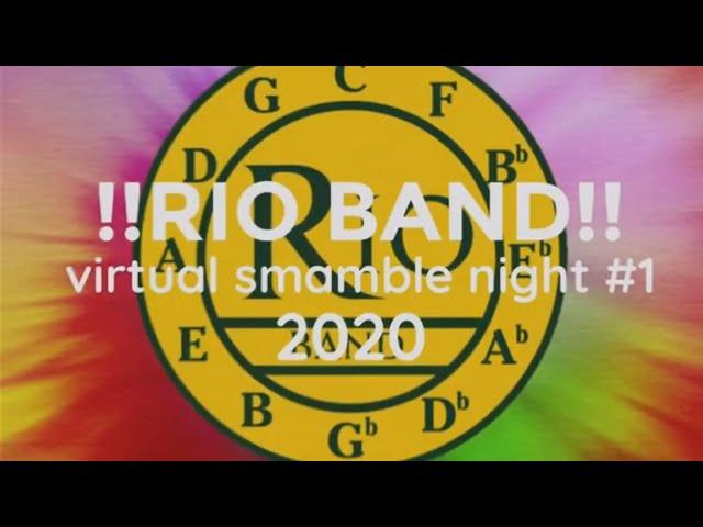 Smamble Night 10/14/2020